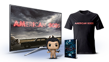 PACK REGALOS <br>AMERICAN GODS