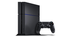 CONSOLA <br>PLAY STATION 4